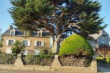 Pointe du Decolle, Saint-Lunaire, France