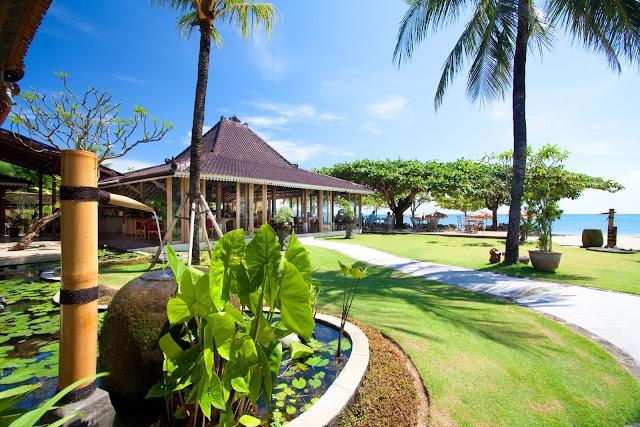 Keraton Jimbaran Resort Dan Spa