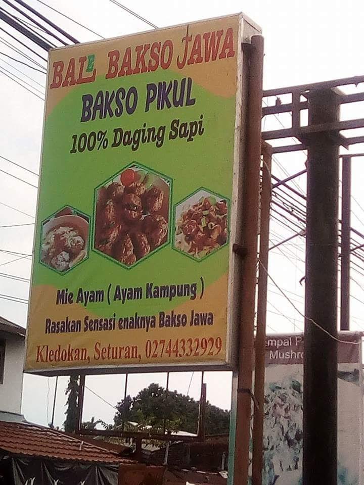 Balai Bakso Jawa ( Bakso Piku)