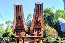 Kuburan Batu Lemo, Makale, Indonesia