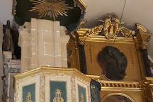 Claustro y convento de santo Domingo, Pollenca, Spain