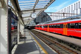 Станция  Bergen stasjon