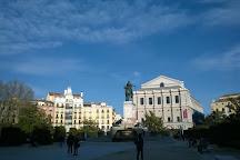 Monumento a Filippo IV, Madrid, Spain