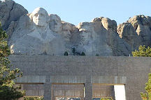 Mount Rushmore National Memorial, Keystone, United States