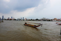 Khlong Saen Saep, Bangkok, Thailand