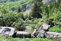 Cascade du Rouget, Sixt-Fer-a-Cheval, France