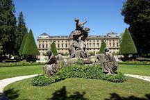 Würzburg Residence, Wurzburg, Germany
