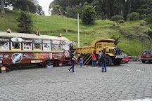 Plaza del Minero, Zipaquira, Colombia