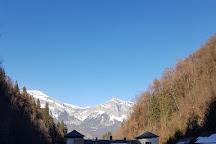 Les Thermes de Saint Gervais Mont Blanc, Saint-Gervais-les-Bains, France
