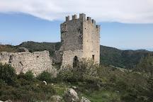 Ruines de Chateauneuf Villevieille, Chateauneuf-Villevieille, France