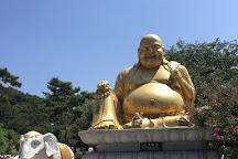 Heungryunsa Temple, Incheon, South Korea
