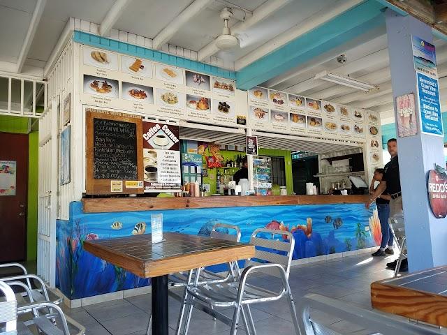 El Almendro Seafood Bar & Grill