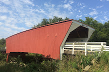 Cedar Bridge, Winterset, United States