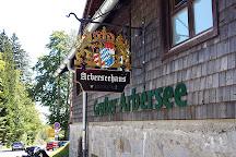 Arbersee, Bayerisch Eisenstein, Germany