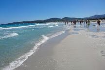 Spiaggia La Cinta, San Teodoro, Italy
