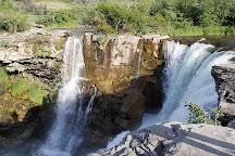Lundbreck Falls, Lundbreck, Canada