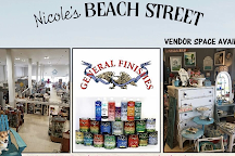 Nicole's Beach Street Mall, Daytona Beach, United States