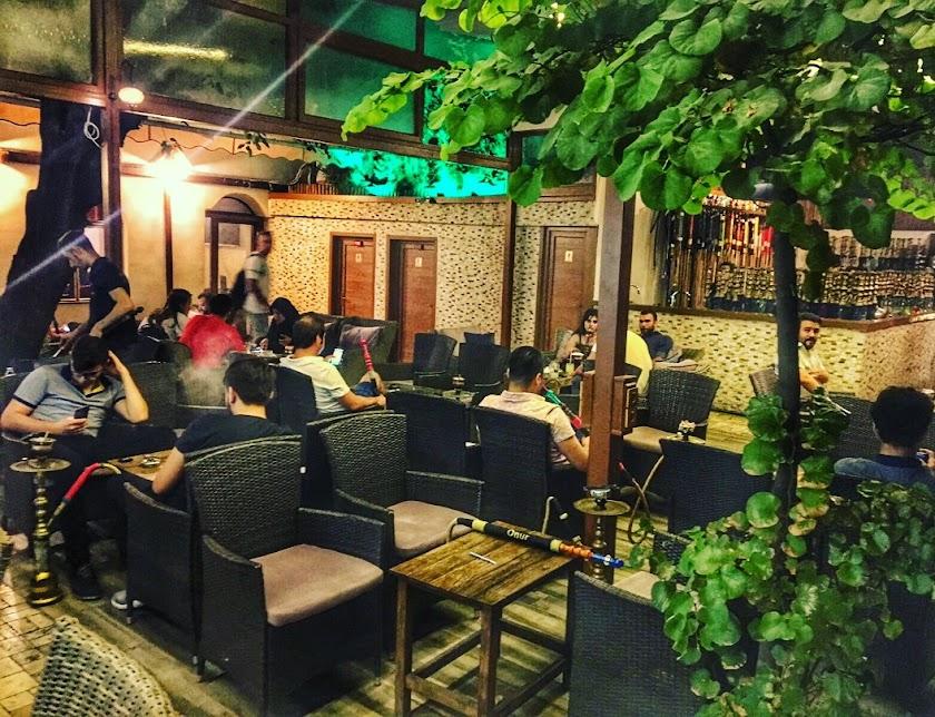 Alila Nargile Cafe Resim 6