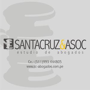 SantaCruz & Asociados - Estudio de Abogados. Dr. Javier Santa Cruz G. 6