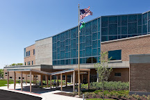 Fountaindale Public Library, Bolingbrook, United States