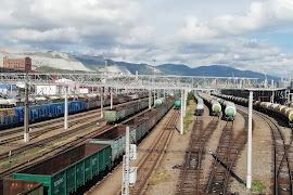 Железнодорожная станция  Novorossiisk