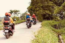 Motorbike City Tours, Hanoi, Vietnam