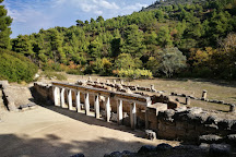 Amphiaraion Archaeological Site, Oropos, Greece