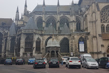St Jacques Church, Dieppe, France