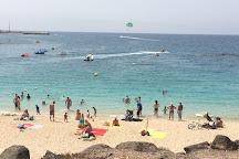 Playa Dorada Beach, Playa Blanca, Spain
