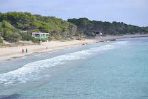 Platja de ses Salines, Ibiza Town, Spain