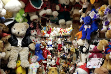 Teddy Bear Town, Hill City, United States