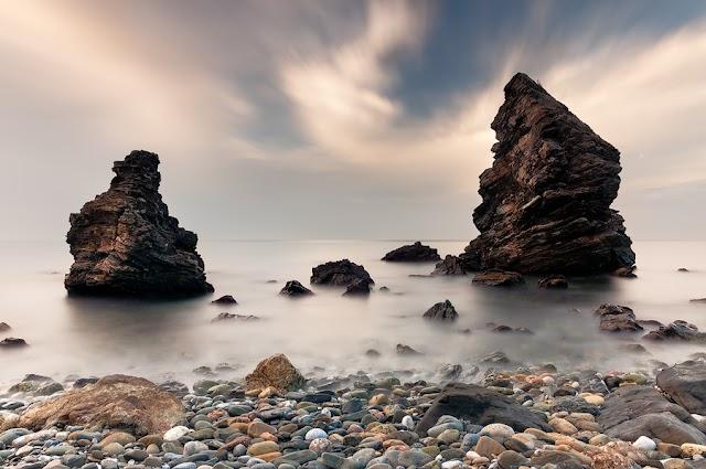 Playa del Molino de Papel