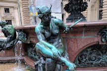St Nikolai Memorial, Hamburg, Germany