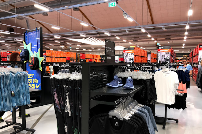 Visit Nike Factory Store on your trip to Herzogenaurach or