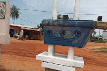 La Porte Du Non Retour, Ouidah, Benin