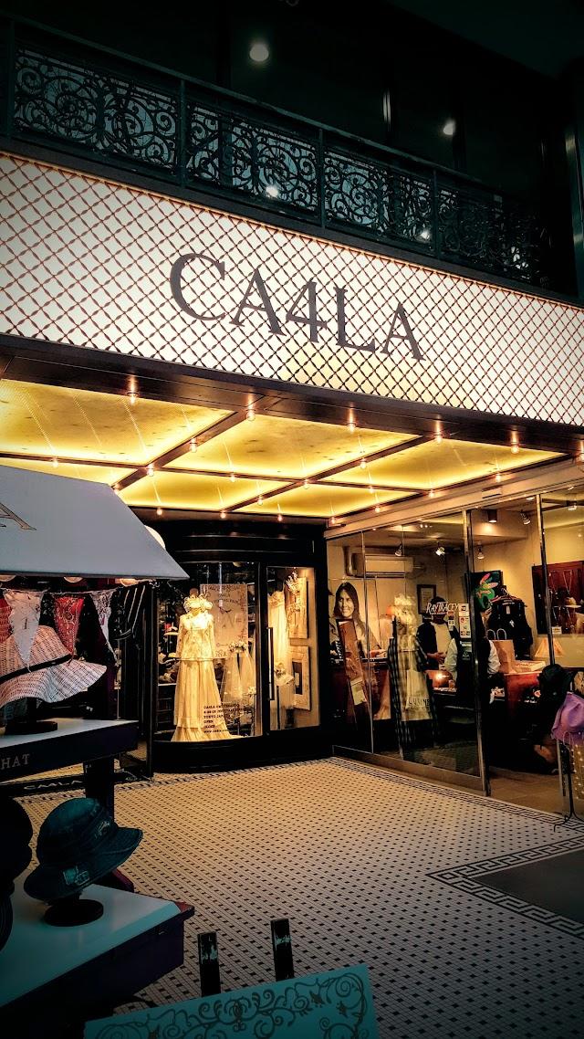 CA4LA ヒカリエShinQs店