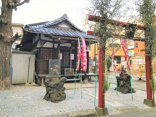 Tsuzumi Inari-jinja Shrine