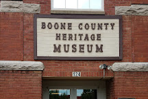 Boone County Heritage Museum, Harrison, United States