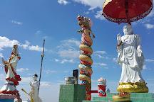 Wat Khao Wong Phra Chan, Khok Samrong, Thailand