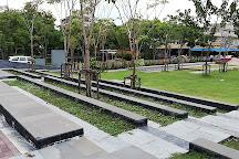Chulalongkorn University Centenary Park, Bangkok, Thailand