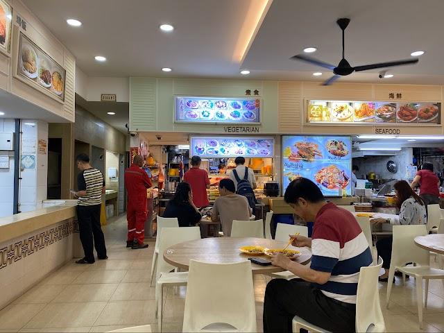 Tian En Vegetarian Food, 天恩素坊