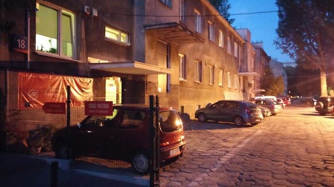 Straż Miejska - III Oddział Terenowy (Ochota, Ursus, Włochy), Author: Feliks Gattner