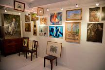 Galerie Les Echappees de L'art, Paris, France