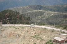 Cal Orck'o, Sucre, Bolivia