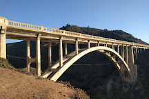 Rocky Creek Bridge, Big Sur, United States