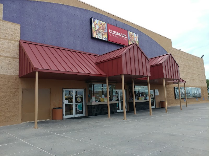 Cinemark Sunrise Mall Film Showtimes And Tickets Brownsville Tx