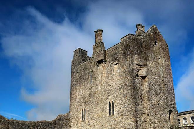 Roscrea Castle, Roscrea, Ireland