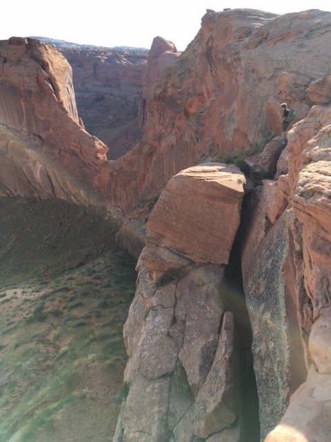 Coyote Gulch Access point