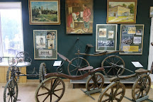 Bicycle Museum, Uglich, Russia