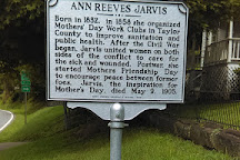 Anna Jarvis Birthplace Museum, Grafton, United States